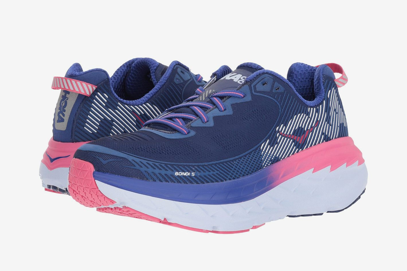 9394985d36 The Ugly Sneaker Running Shoe. Hoka One One Bondi 5
