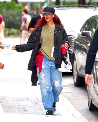 Rihanna.