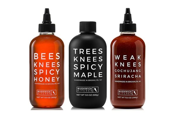 Bushwick Kitchen Trees Knees Spicy Trio