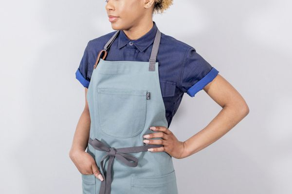Authentic Bib Apron