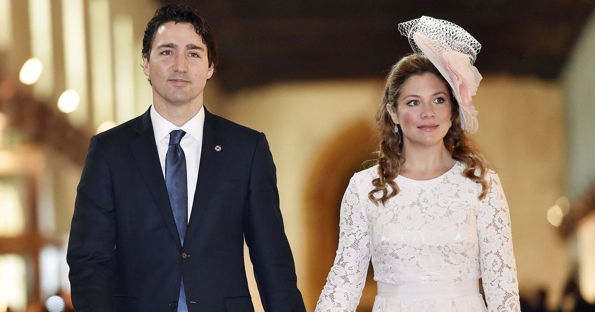 Justin Trudeau Took The Day Off To Celebrate His