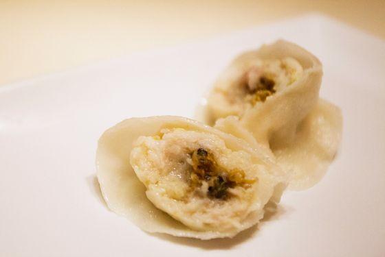 Octo-dumplings!