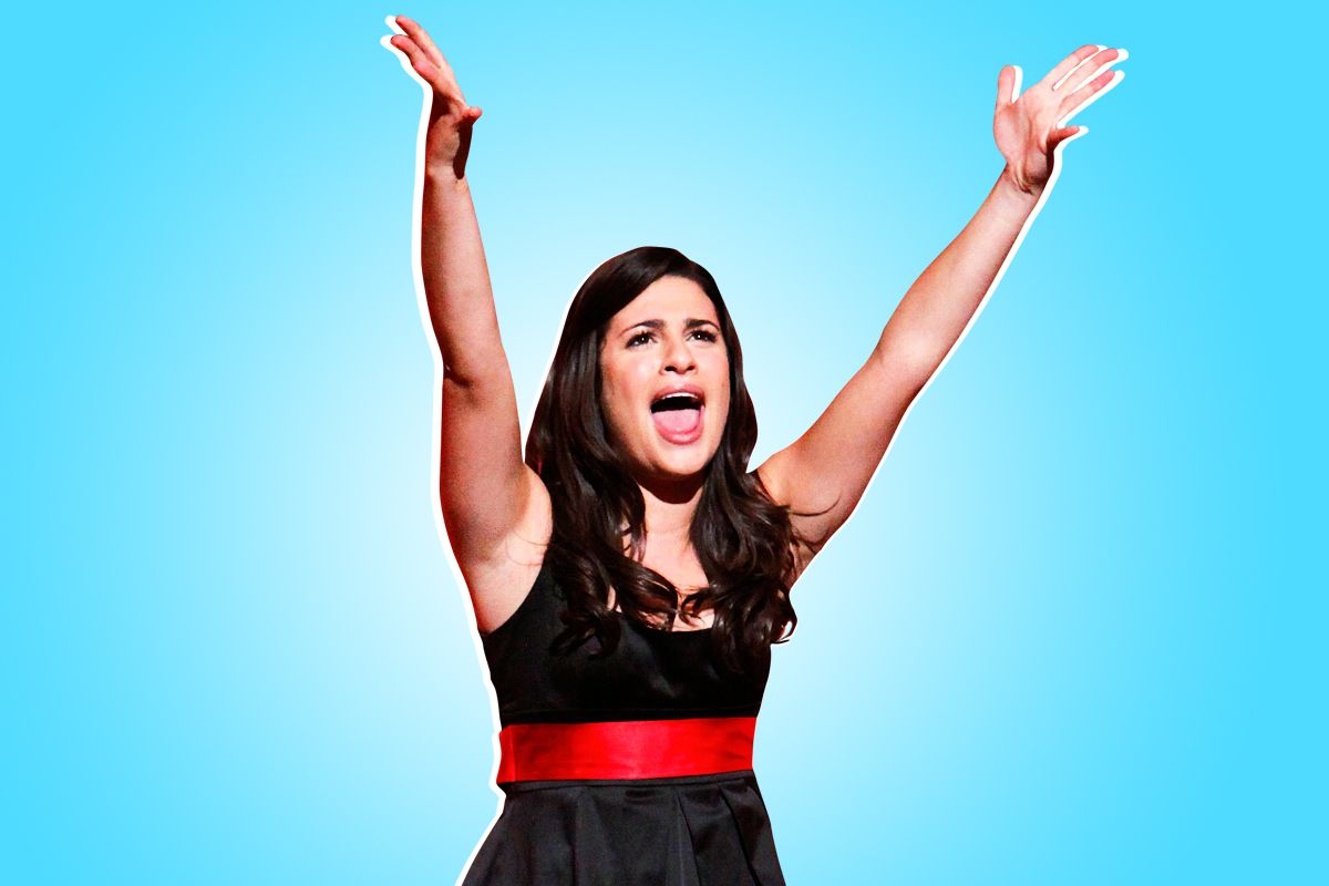 Lea Michele: Gay or Straight, Everyone's the Same'