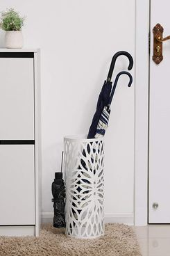 SONGMICS Umbrella Stand with Drip Tray