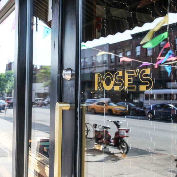 Franny's Owners Will Sell Their Brooklyn Bar and Grill, Rose's