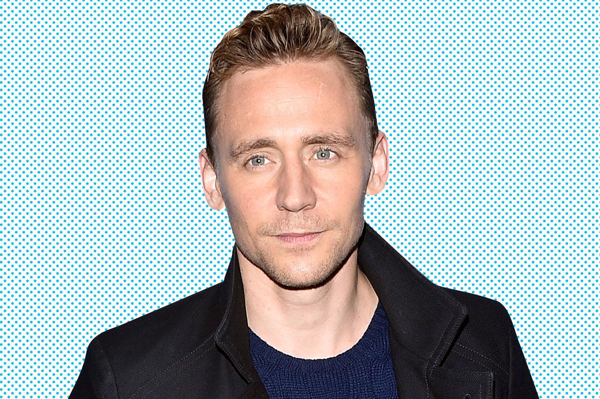 Tom Hiddleston Gives You His Blessing to Have an Orgy, Talks