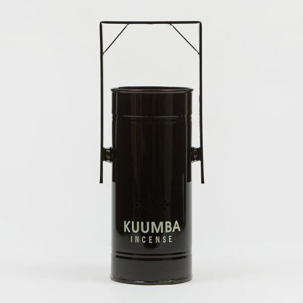 Kuumba Metal Can Incense Burner