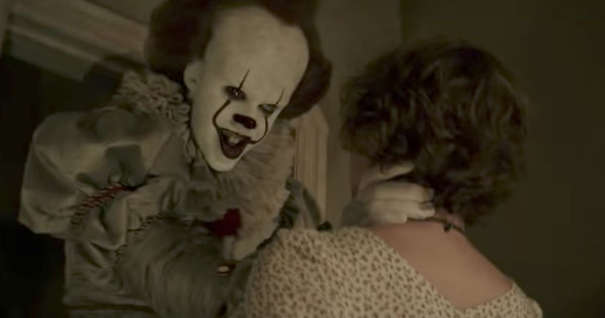 Bill Skarsgard Describes Cut It Flashback That Hints at Pennywise's Origin Story