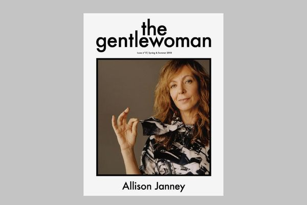 The Gentlewoman Magazine Issue 17