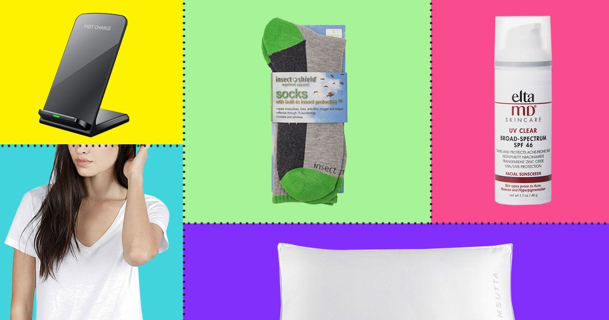 What Strategist Readers Are Buying: Sunscreen and Insect-Repellent Socks