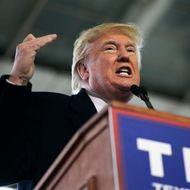 Donald Trump in Columbus, OH