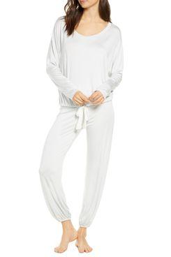 Eberjey Lisa Slouchy Pajamas