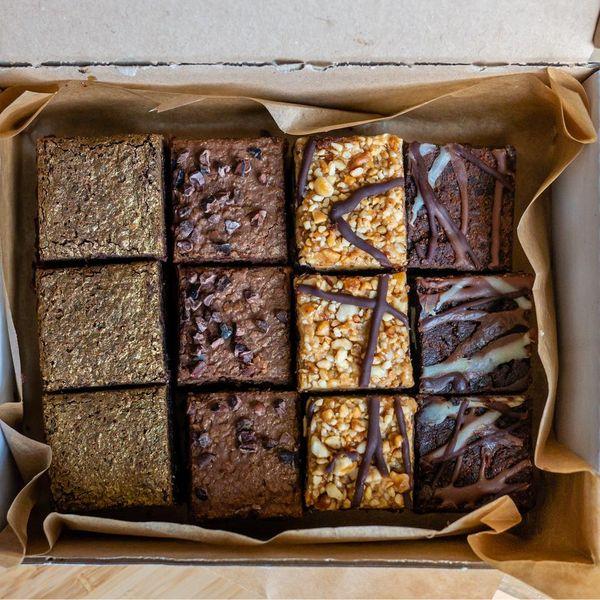 Bestseller 12 Bite Brownie Box