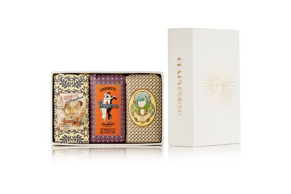 Claus Porto Classico Soaps Gift Box