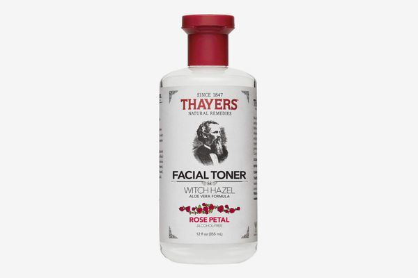 Thayers Witch Hazel Facial Toner with Aloe Vera, Rose Petal Scented