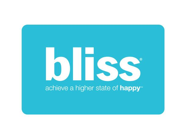 Bliss Spa Gift Card