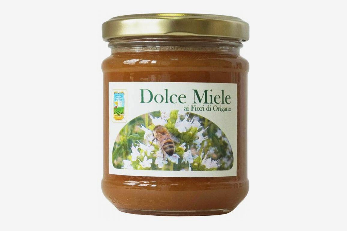 Sicilian Raw Oregano Honey