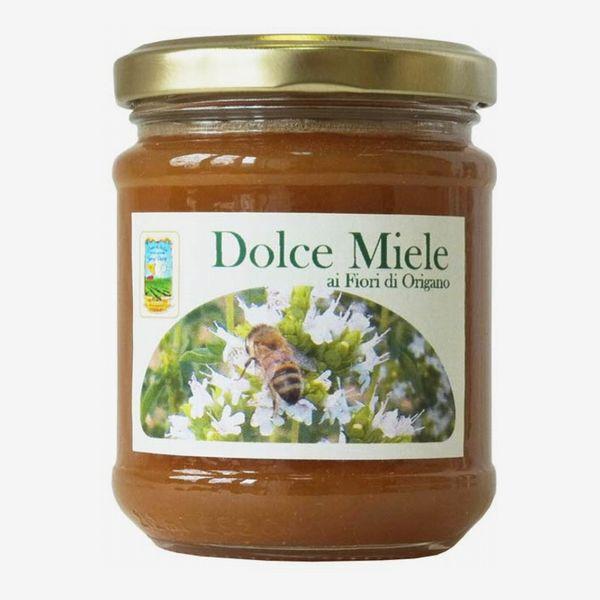 Dolce Miele Sicilian Raw Oregano Honey