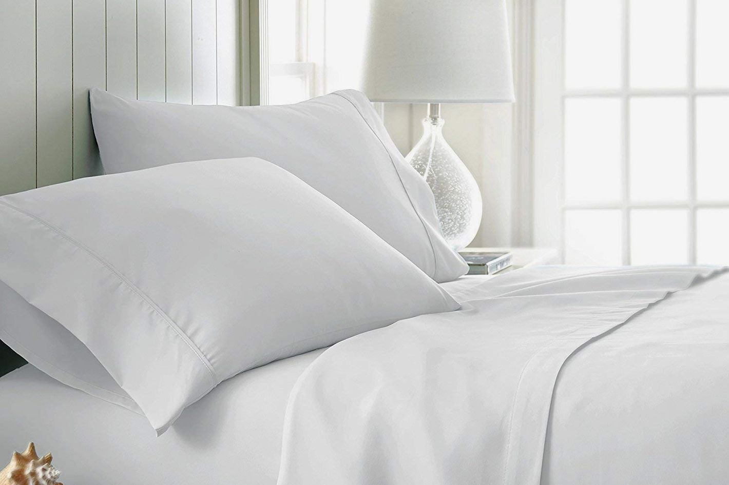 Mayfair Linen 600 Thread Count 100 Percent Cotton Sheets