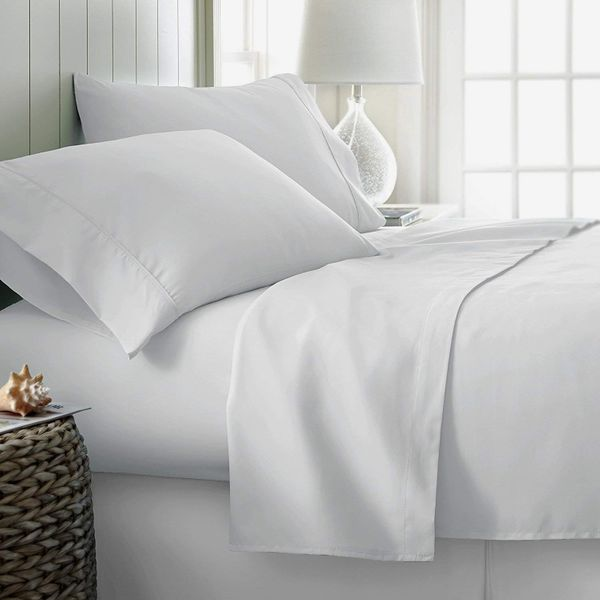Mayfair Linen 100% Egyptian Cotton 600-Thread Count Sheets