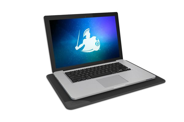 DefenderPad Laptop EMF Radiation Protection & Heat Shield by DefenderShield