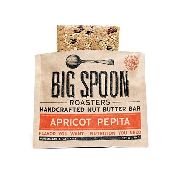 Big Spoon Roasters Apricot Pepita Bars