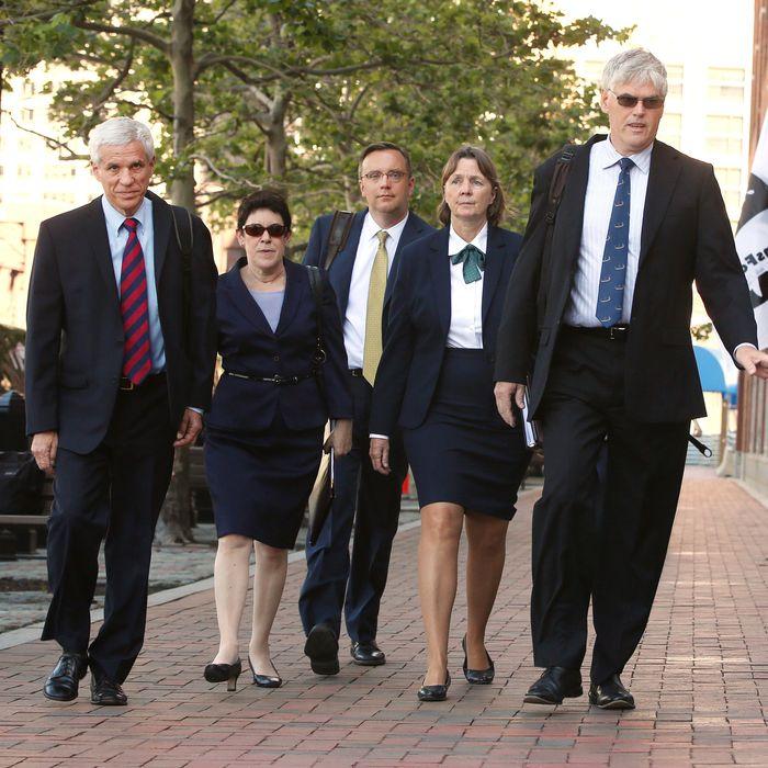 Official Sentencing Of Dzhokar Tsarnaev