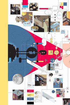 Monograph, by Chris Ware