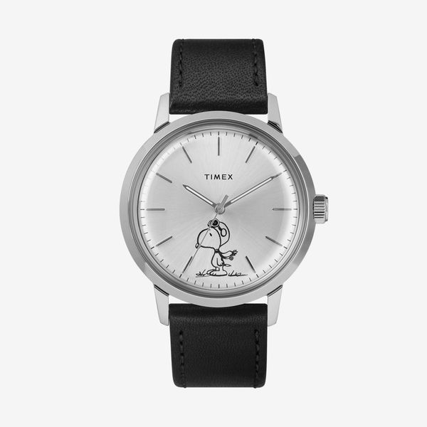 Timex Marlin Automatic Watch, Snoopy Edition