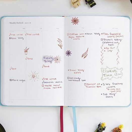 Best 2019 Planners 13 Best Planners for 2019 for Every Organization Style