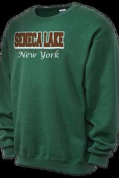 Seneca Lake State Park Apparel Store Crewneck Sweatshirt