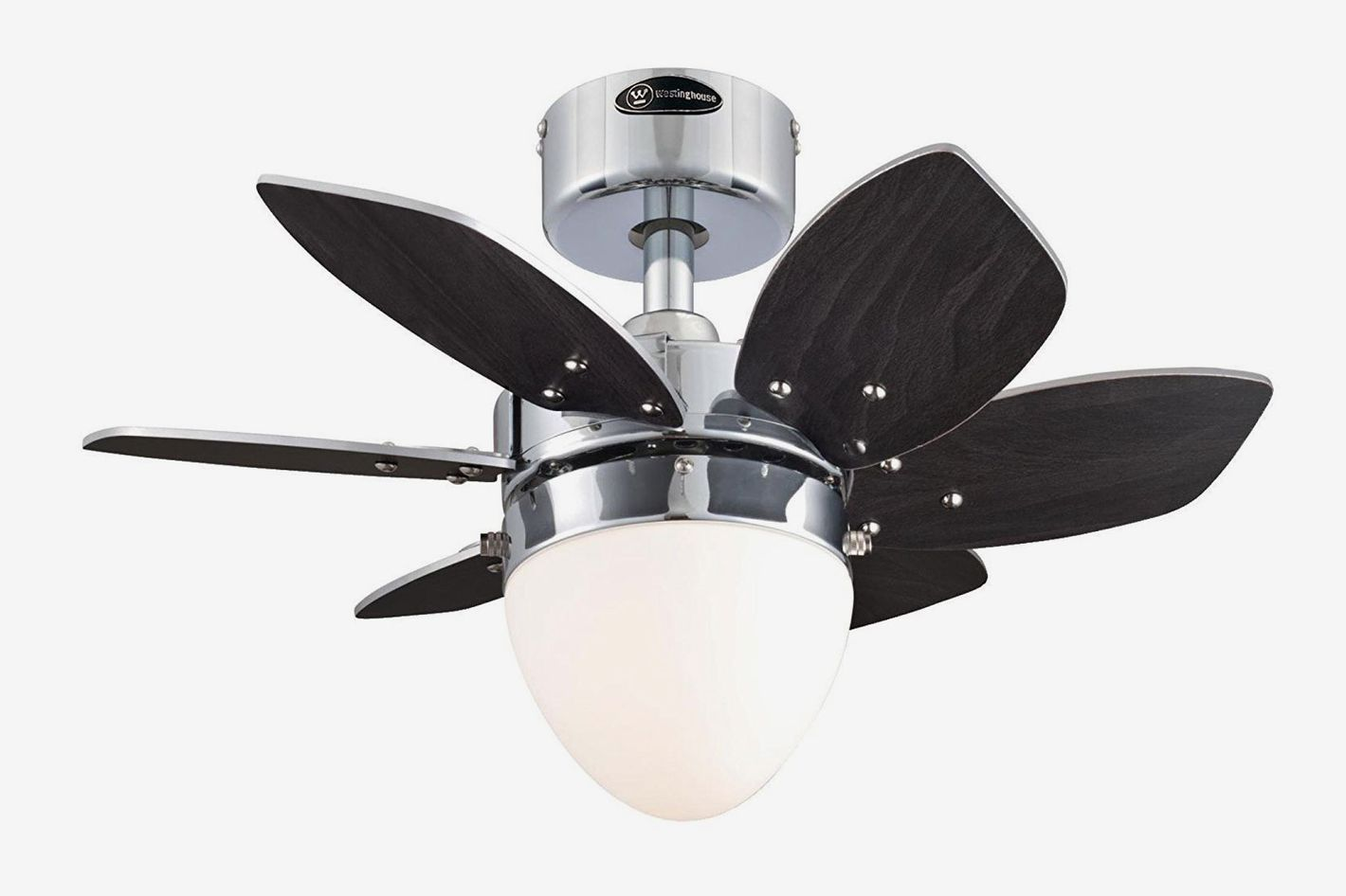 Westinghouse Origami Single-Light 24-Inch Reversible Six-Blade Indoor Ceiling Fan
