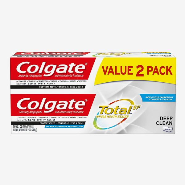 Colgate Total Toothpaste with Fluoride