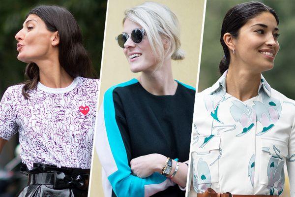 Street Style Best Dressed: MFW, Part 2