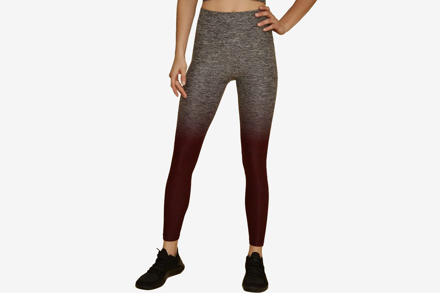 Beyond Yoga Spacedye High Waist Ombre Leggings