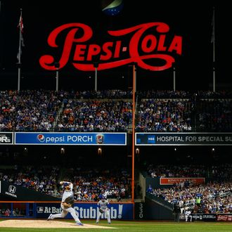 Division Series - Los Angeles Dodgers v New York Mets - Game Four
