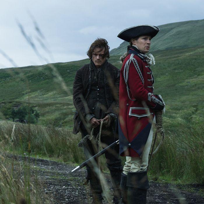 John Grey Outlander
