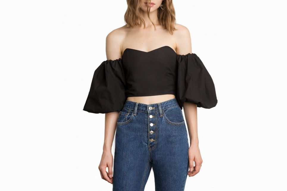 Suna Crop Top