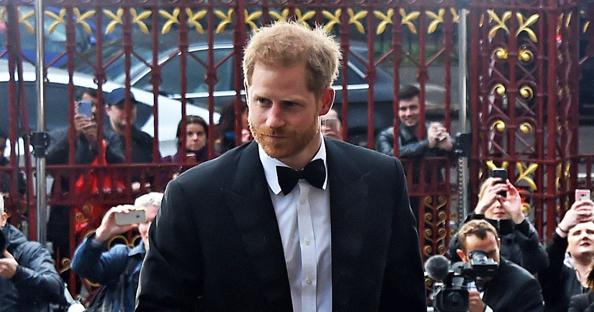 The British Paparazzi Are Sad Prince Harry Won't Hang Out With Them Anymore