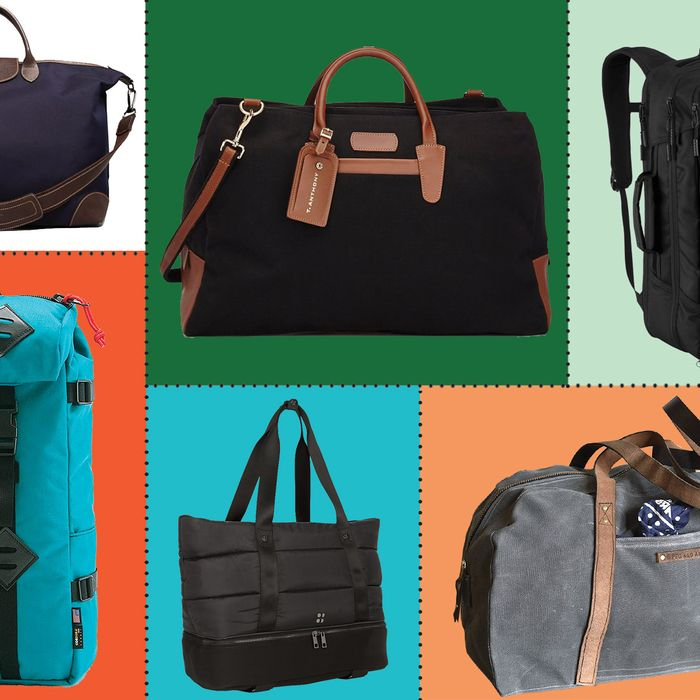 13 Weekend Travel Bags for Men and Women ddeaf939b1278
