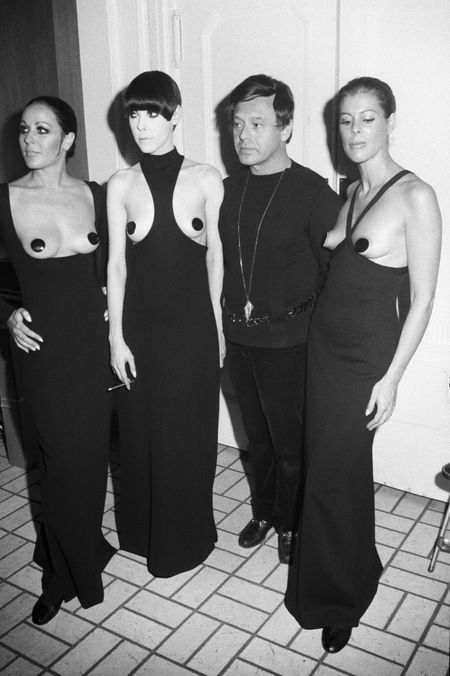 Photo 54 from Rudi Gernreich Topless Dresses ('60s)