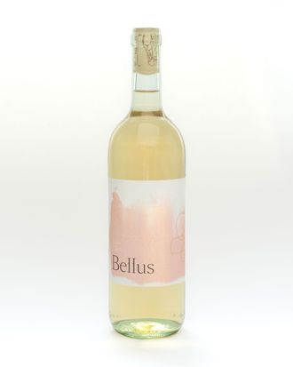 Caldera is the newest bottle from Bellus Wines, with a label designed by <i>Cherry Bombe</i> creative director Claudia Wu. A portion of its sales benefit the environmental nonprofit Earth Justice.