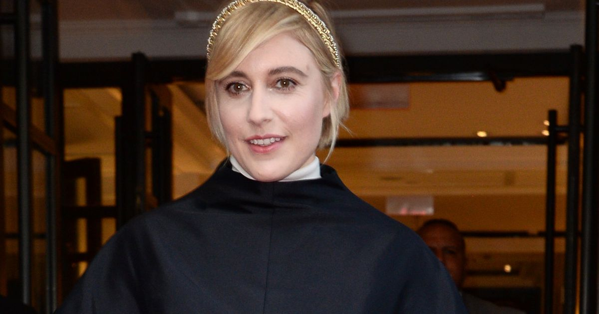 Greta Gerwig Had a Baby, Don't Freak Out