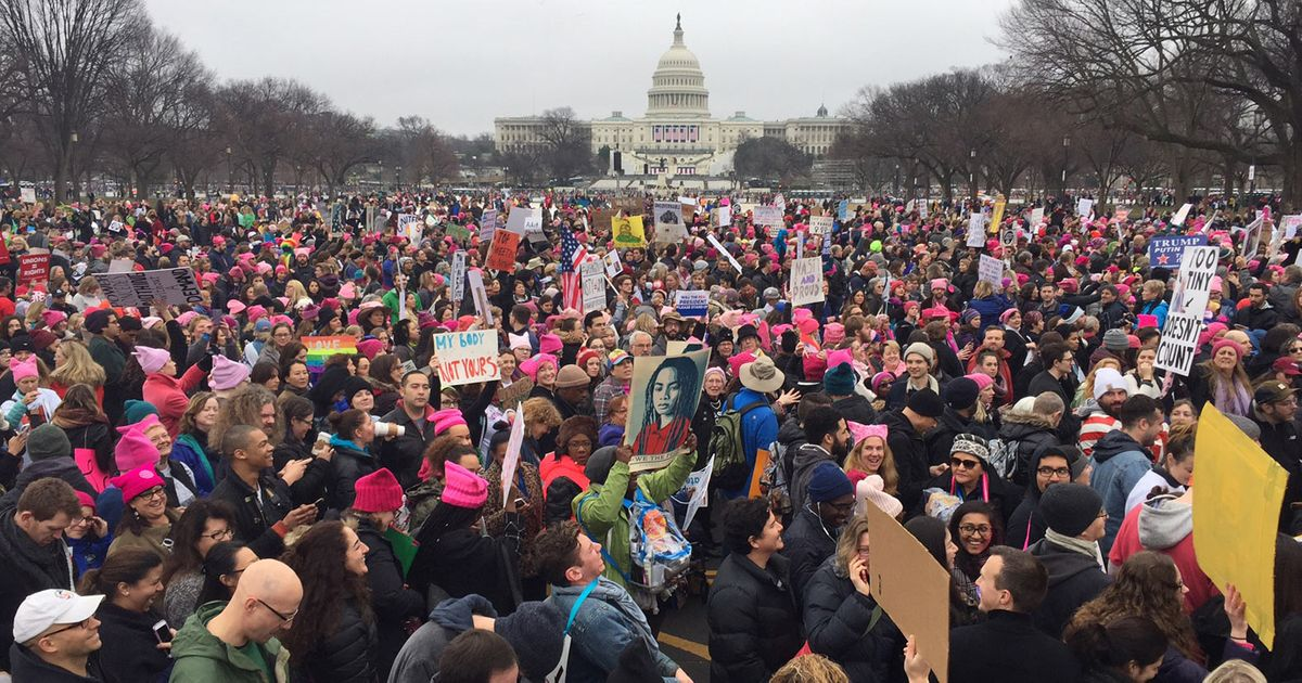 thecut cond nast publishes special edition about womens march