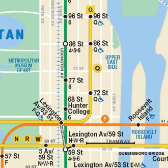 New Second Ave Subway Map.Seeing Is Believing Video Shows Second Avenue Subway Test