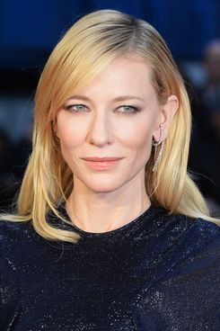 Cate Blanchett on 'Wellness' As Total Bull
