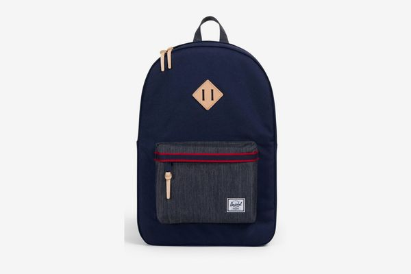 Herschel Heritage Offset Denim Backpack
