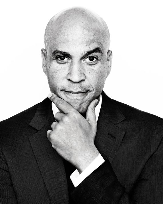 Cory Booker On The 2020 Presidential Race