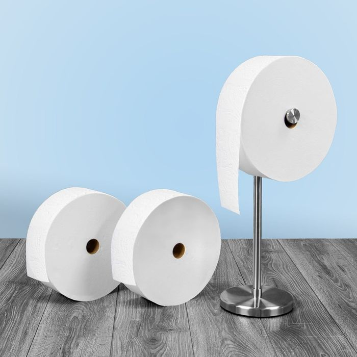 The Charmin Forever Roll.