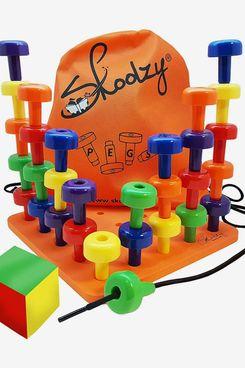 Skoolzy Pegboard Set
